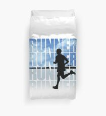 Runner Duvet Cover