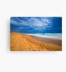 Ocean Beach Sorrento... Canvas Print