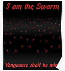 I am the Swarm Poster