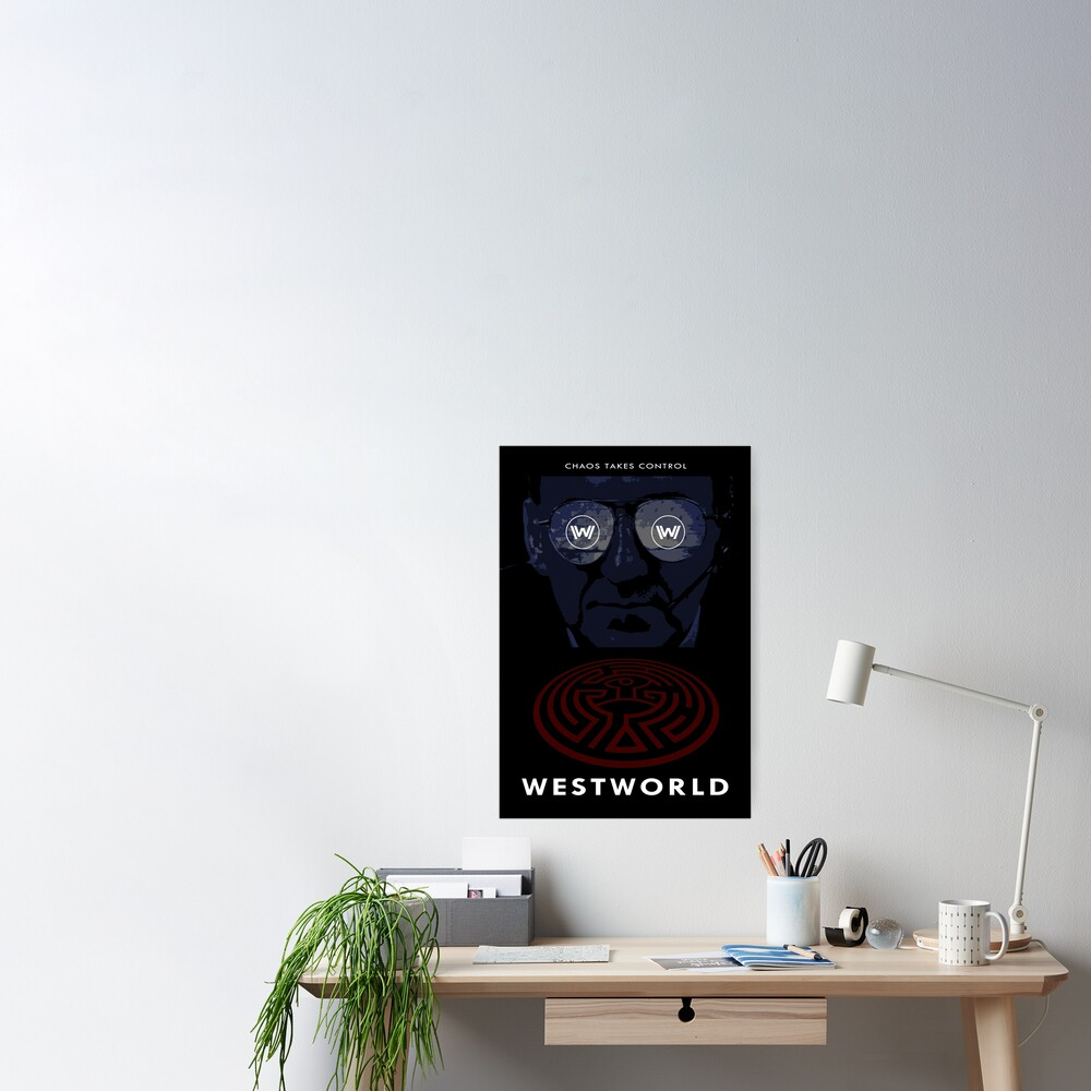 Westworld Show Poster Poster