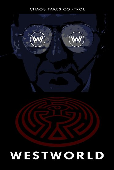 Westworld Show Poster by dotstarstudios