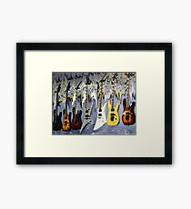 View of Sound Framed Print