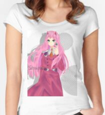 Zerotwo fanrt Women's Fitted Scoop T-Shirt