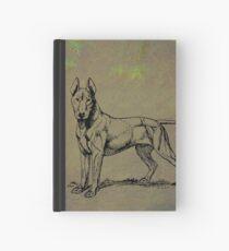 Bull Terrier Hardcover Journal