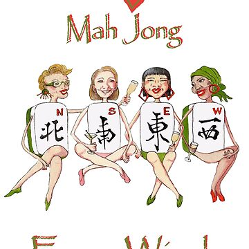 Mah Jong Four Winds by Annie18c