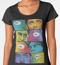 Camiseta premium para mujer A quien vas a llamar