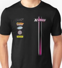 Nate Dean Racing Pit Shirt Unisex T-Shirt
