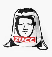 OBEY THE ZUCC Drawstring Bag