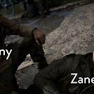 Men of War: Zanet and Johny 2 by MenofRespect