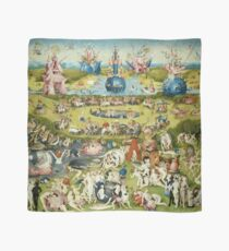 The Garden of Earthly Delights Full Image Scarf