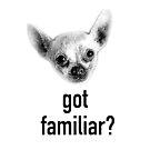 Got Familiar? by Kat Waterflame