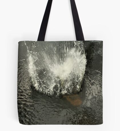 Splash Water Tote Bag