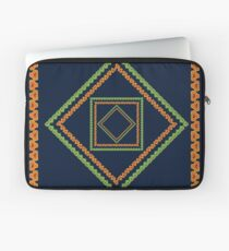 Psychedelic Blue Laptop Sleeve