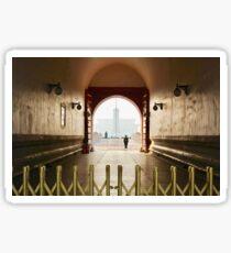 Forbidden City Sticker