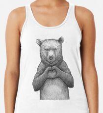 Bear with love Women's Tank Top