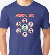 DAMMIT JIM, star trek - Phone Case, Shirts, Hoodies & Stickers Unisex T-Shirt