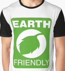 Earth Friendly Graphic T-Shirt