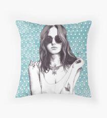 SEASONS BY ELENA GARNU Throw Pillow