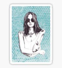 SEASONS BY ELENA GARNU Sticker