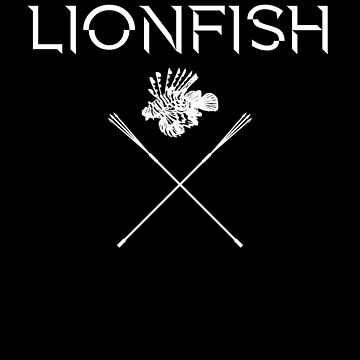 Lionfish in spectral style by Lionfish