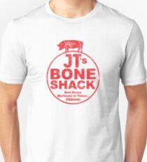 JT's Bone Shack BBQ Unisex T-Shirt