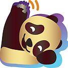 « little panda » par KPMH