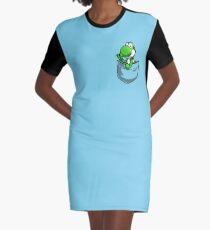 Tasche Yoshi T-Shirt T-Shirt Kleid