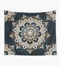 Glowing Spirit Wall Tapestry