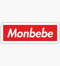 Monbebe - Red. Sticker