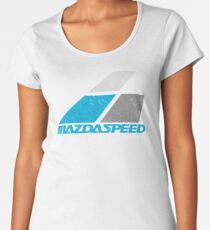 Mazdaspeed Women's Premium T-Shirt