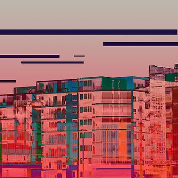 Glitchwave Building .1 by HDesigns