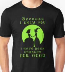 I Knew You... Unisex T-Shirt