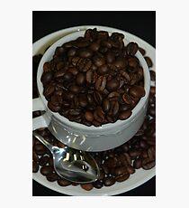 'Coffee cup' Photographic Print