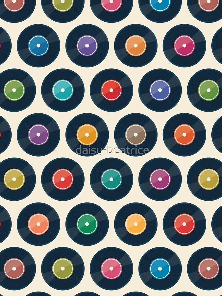 Vinyl Record Collection by daisy-beatrice