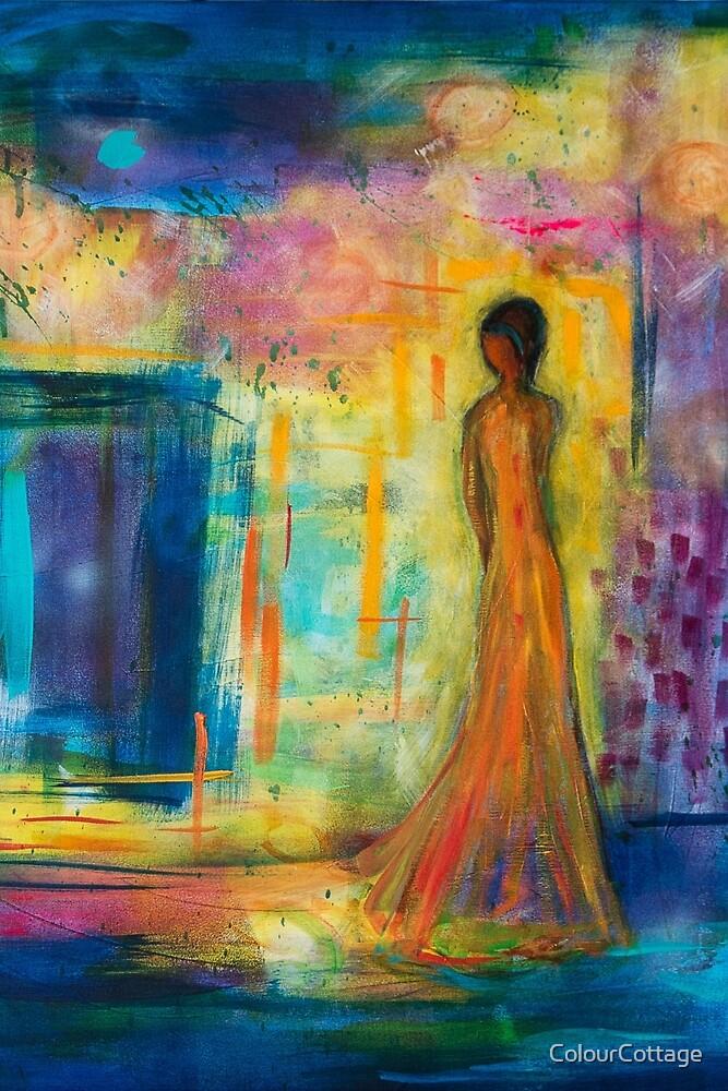 She Walks Through the Fair by ColourCottage