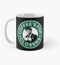 Coffee's for Closers Parody Mug