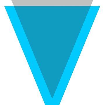 Verge Crypto Logo by MMATEES