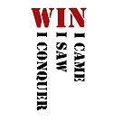 I came I saw I conquer #09 by DennsDesign