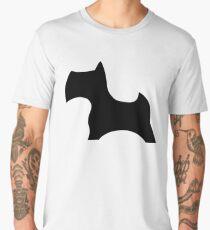 abstract dog Men's Premium T-Shirt