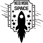 Need more space by Melcu