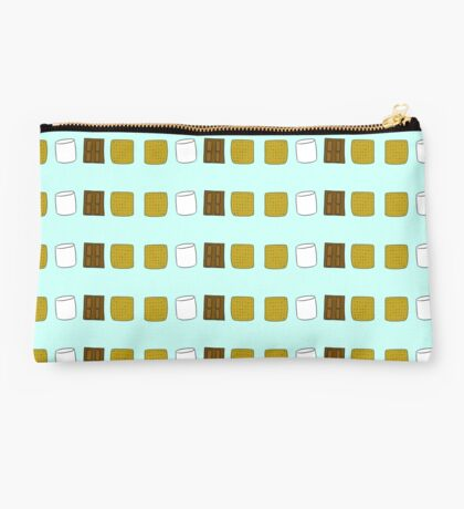 I Want S'More, Please! Studio Pouch