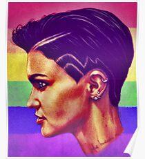 Ruby rose pride Poster
