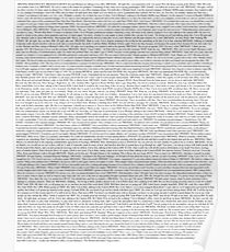 The Office pilot episode script (us) Poster