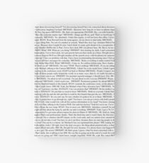 The Office pilot episode script (us) Hardcover Journal