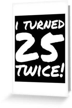 50 Year Old Anniversary