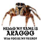 Spider friend Ara gog by I-am
