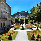 Mirabell Palace and Gardens by Paula Bielnicka