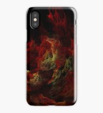 Burning in Hell iPhone Case/Skin