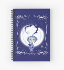 Be careful what you wish for. Spiral Notebook