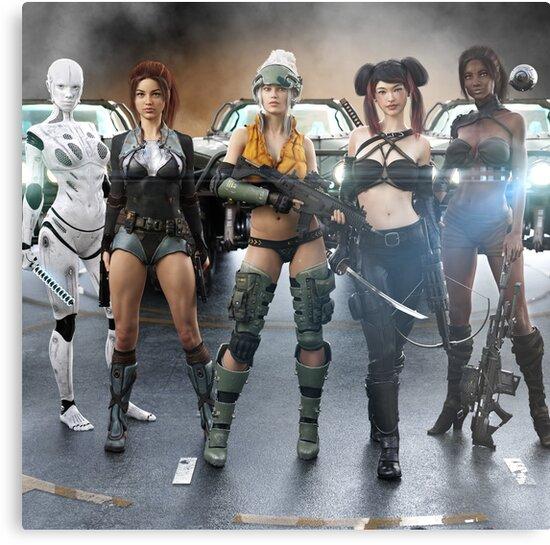 Echo team 6 by DigitalStorm